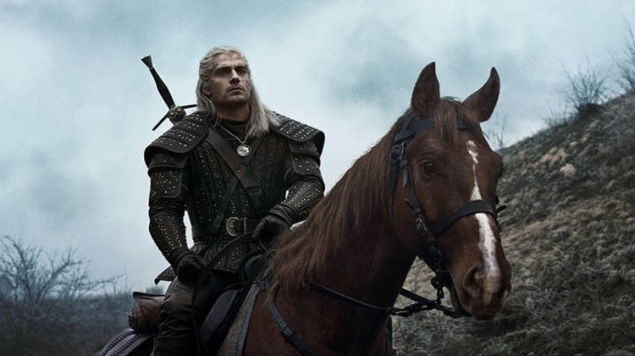 The Witcher's Henry Cavill Explains Why Roach Is So Important To Geralt