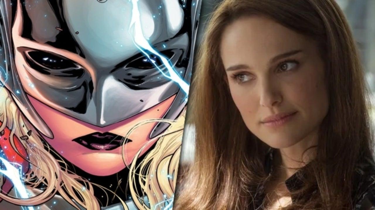 Thor Love And Thunder Star Natalie Portman Addresses If The
