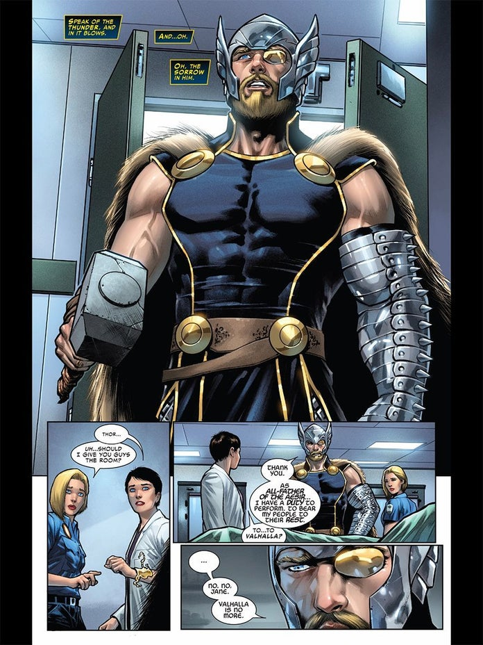 Thor-King-Costume