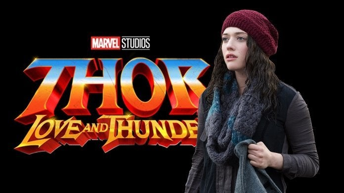 thor love and thunder kat dennings darcy
