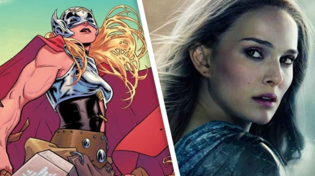 """Thor: Love and Thunder Star Natalie Portman Clarifies """"Lady Thor"""" Nickname, Calls Her """"The Mighty Thor"""""""
