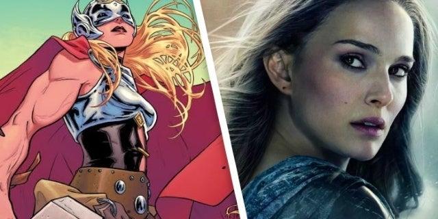 Taika Waititi Explains Why Natalie Portman Returns for Thor: Love and Thunder