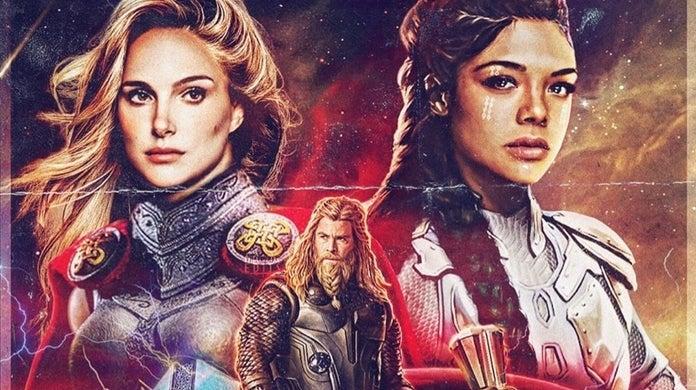 thor-love-thunder-fan-poster