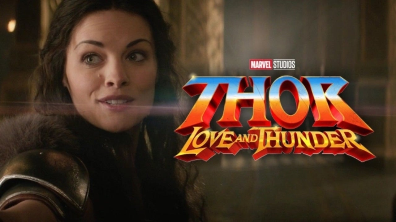 Could Lady Sif Be Appearing in Thor: Love and Thunder?