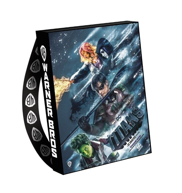 Titans SDCC 2019 Bag