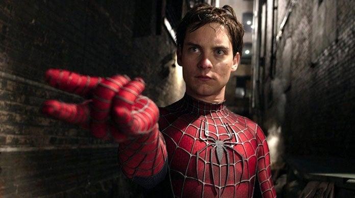 tobey maguire spider man