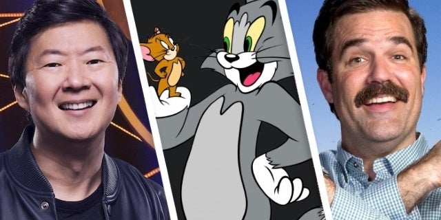 Live-Action Tom and Jerry Adds Ken Jeong, Rob Delaney, and More to Cast