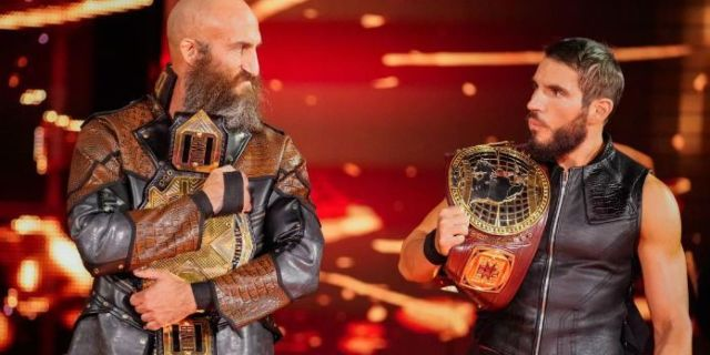 Johnny Gargano Opens up About How His Feud With Tommaso Ciampa Ended