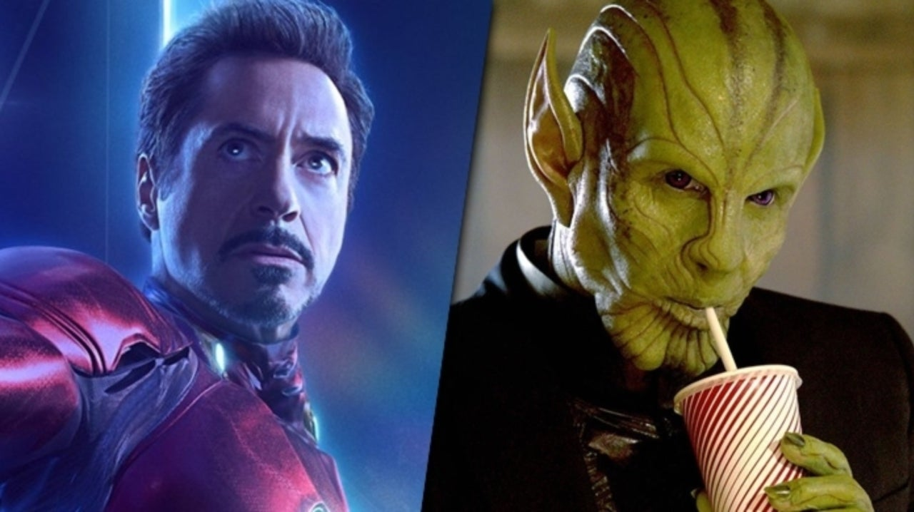 Avengers: Endgame: Could Iron Man Have Been A Skrull?