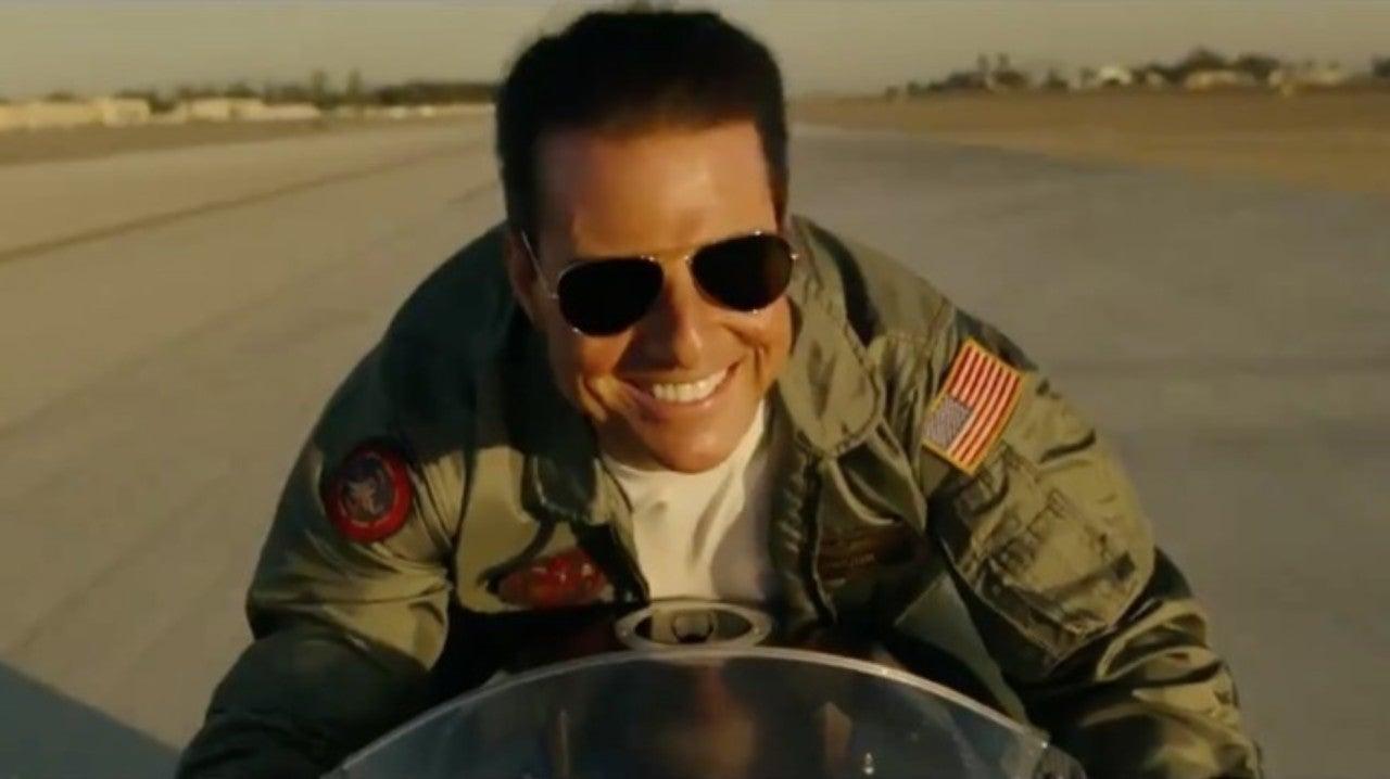 Top Gun: Maverick Trailer Surprise Released at Comic-Con