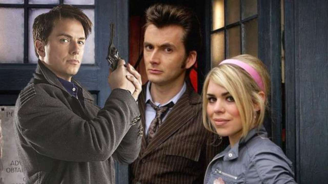 Doctor Who Movie With David Tennant, Billie Piper, John