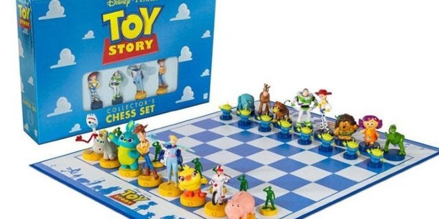 Toy Story Brings Chess to Life in a New Collector's Set