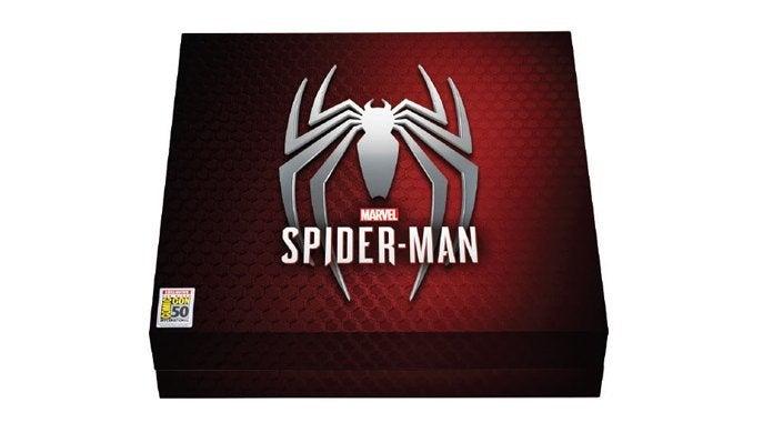 toynk toy spider-man sdcc 2019