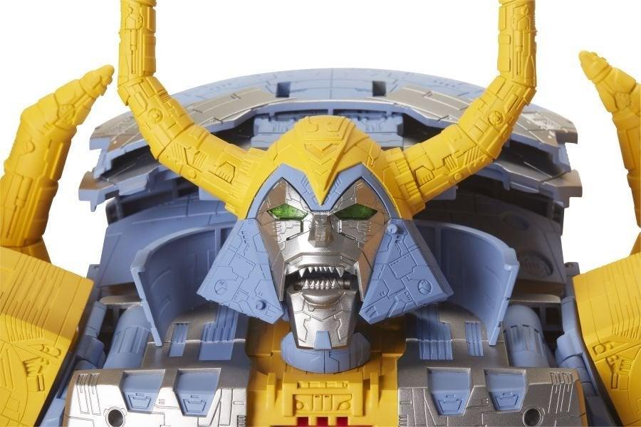 Transformers Unicron SDCC 01