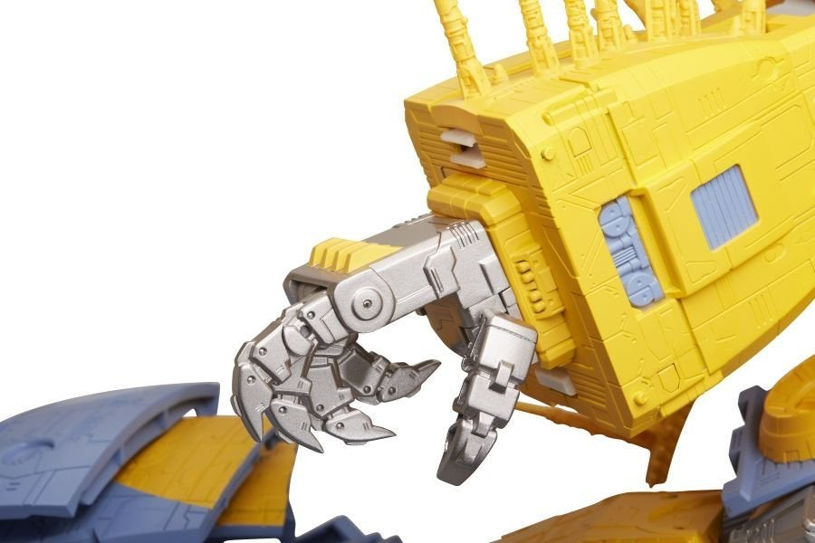 Transformers Unicron SDCC 03