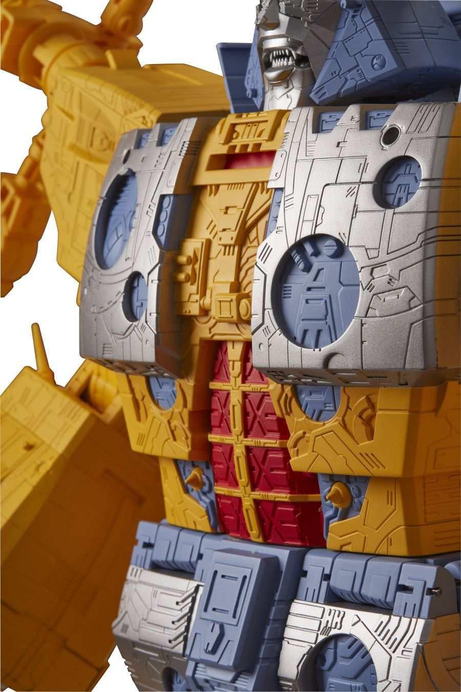 Transformers Unicron SDCC 04