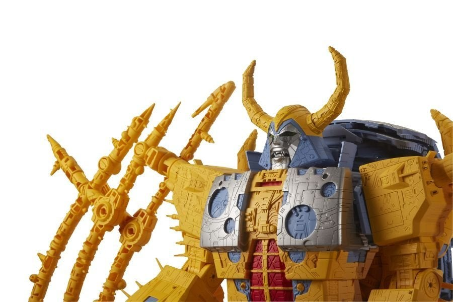 Transformers Unicron SDCC 05