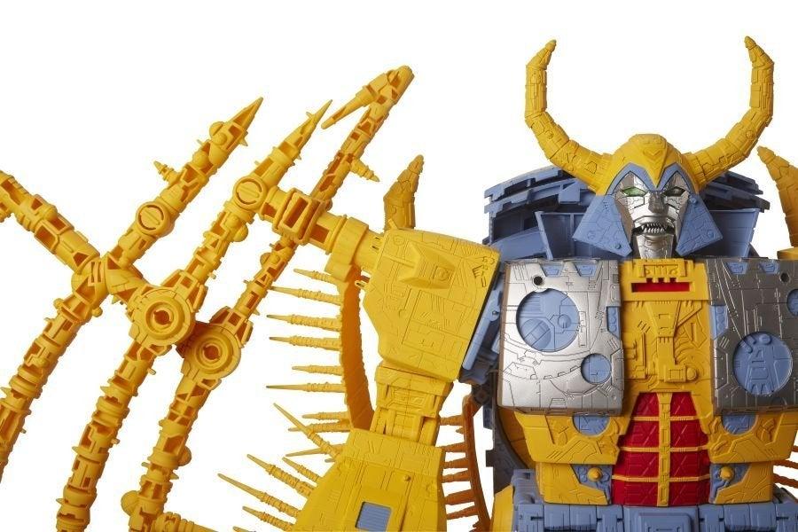 Transformers Unicron SDCC 06
