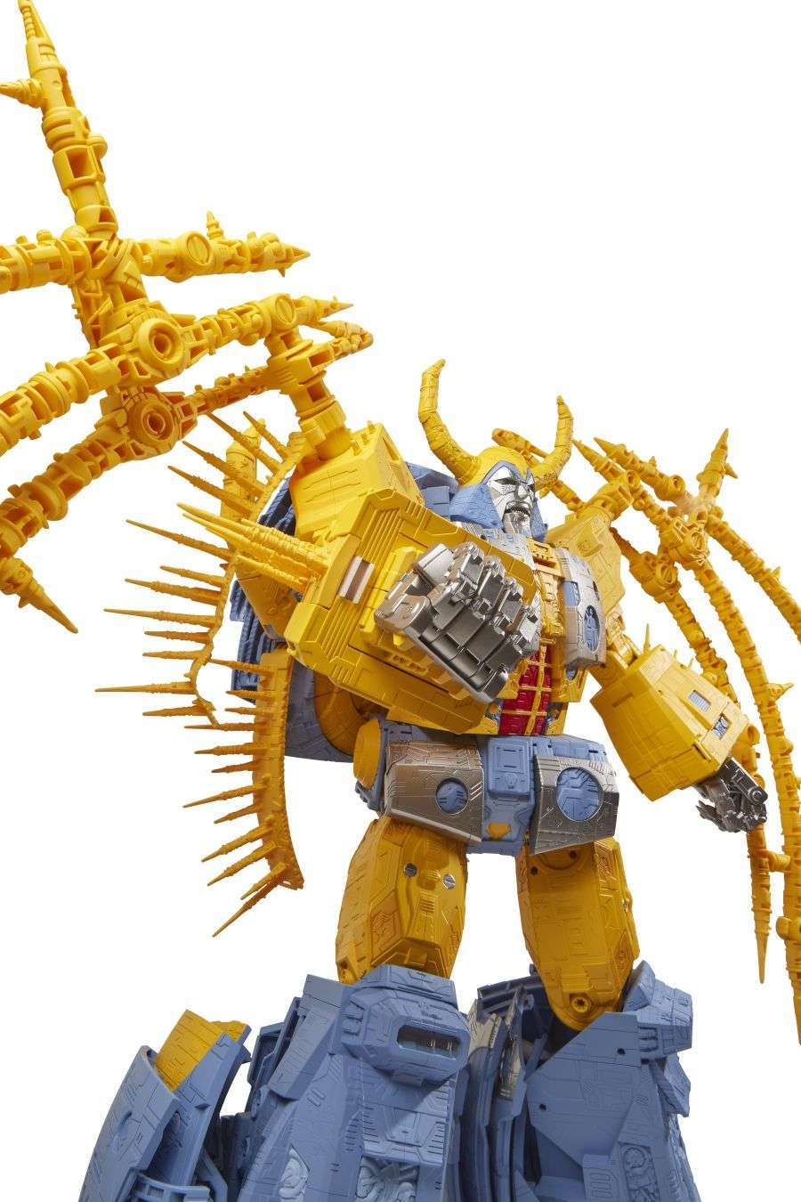 Largest Transformer Figure Ever Revealed as Transformers