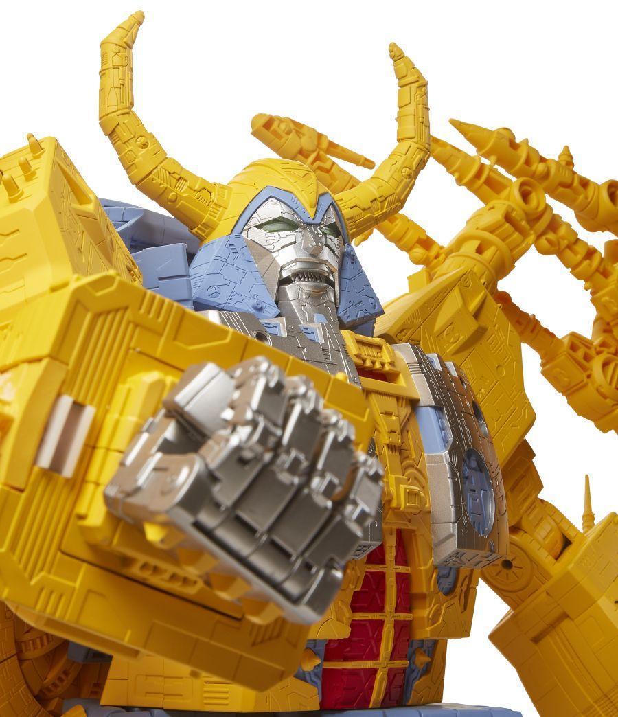 Transformers Unicron SDCC 10