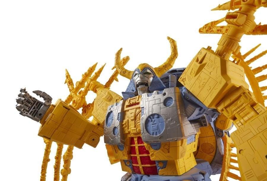 Transformers Unicron SDCC 11