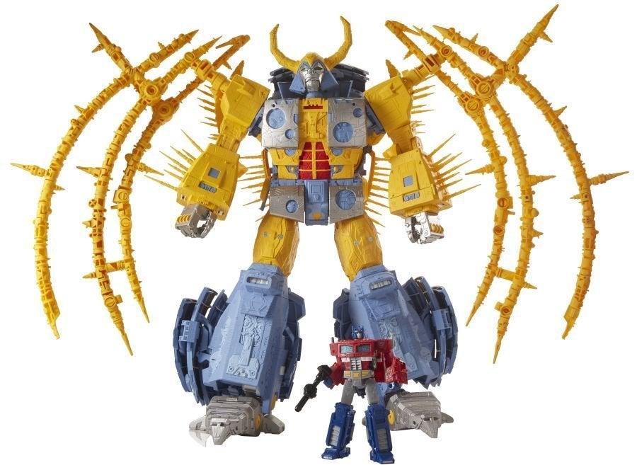 Transformers Unicron SDCC 12