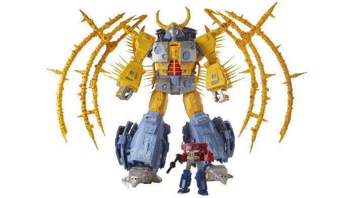 Transformers War for Cybertron Unicron