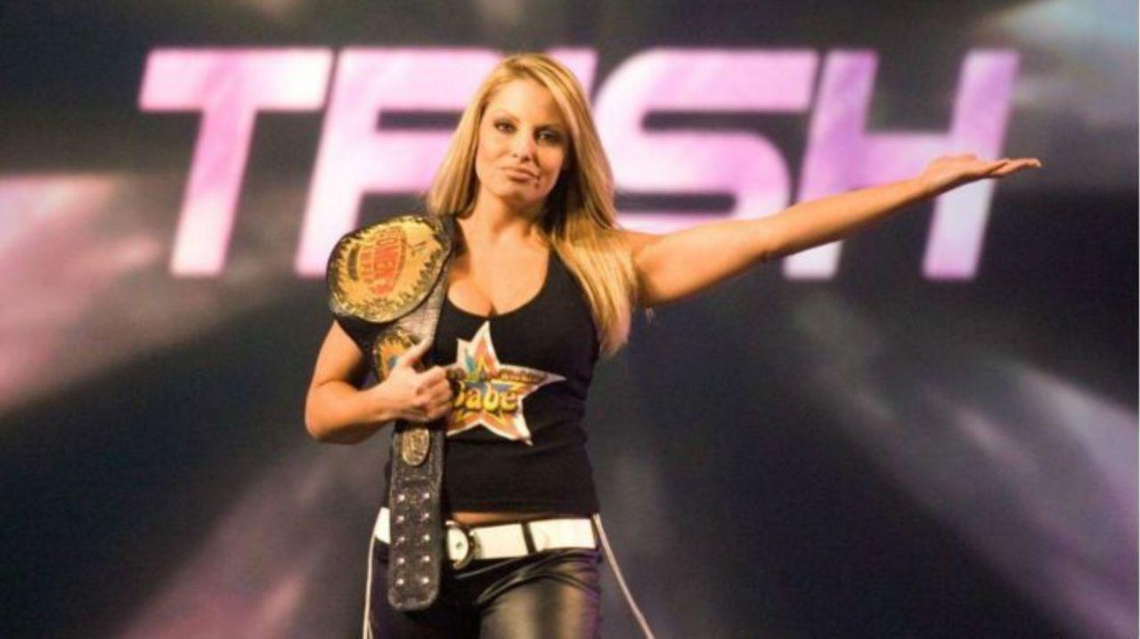 Trish Stratus Returning To WWE During SmackDown Live This Week
