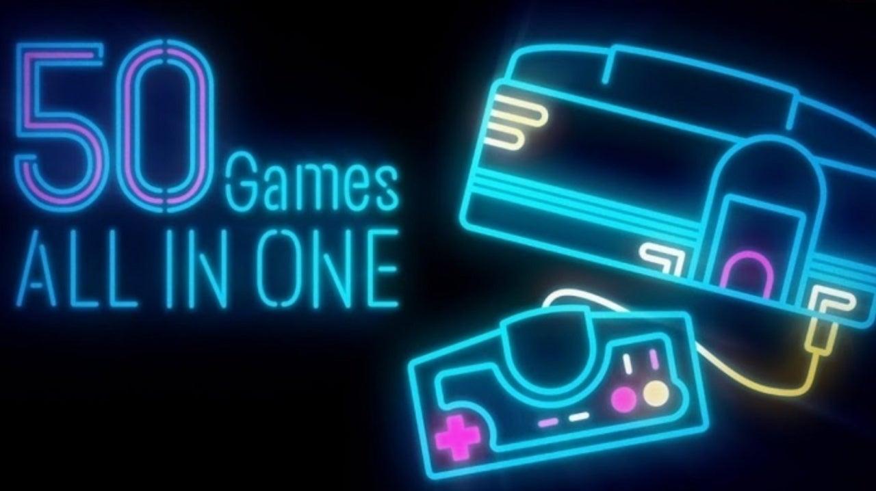 Konami Reveals New TurboGrafx-16 Mini Games, Details