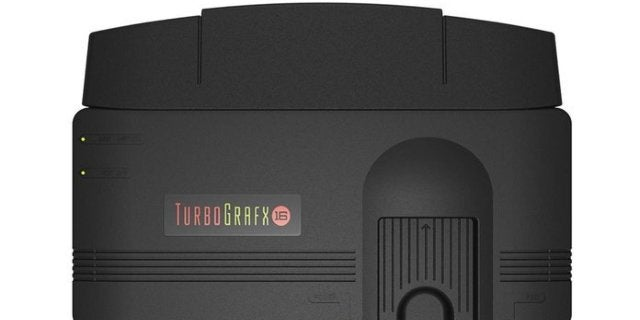 TurboGrafx-16 Mini Pre-Orders Are Going Live for Prime Day