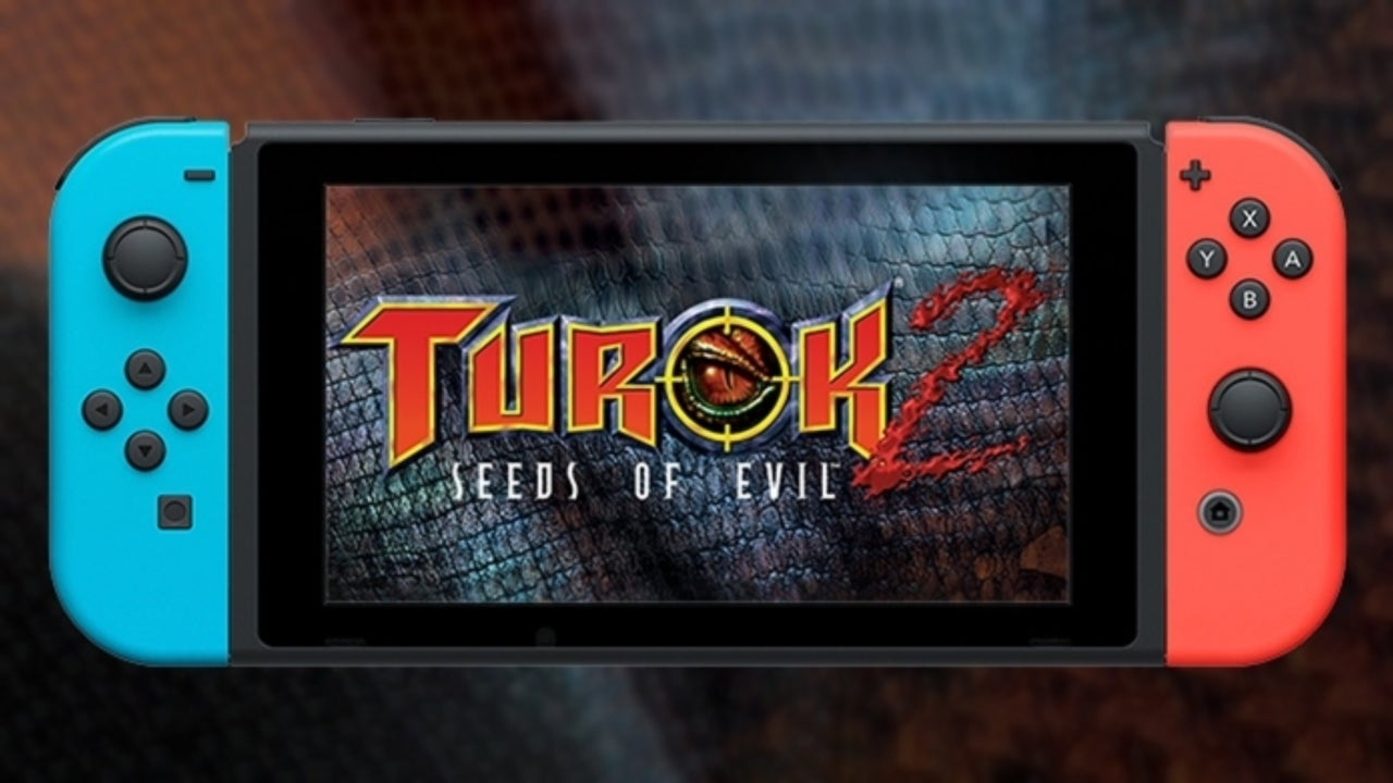 Turok 2: Seeds of Evil Nintendo Switch Release Date Revealed