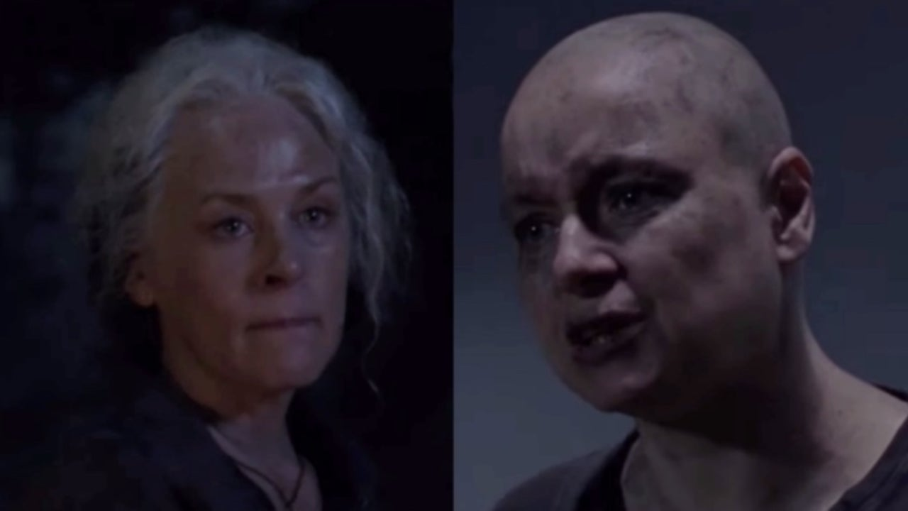 The Walking Dead Season 10 Trailer Teases Alpha vs. Carol Confrontation