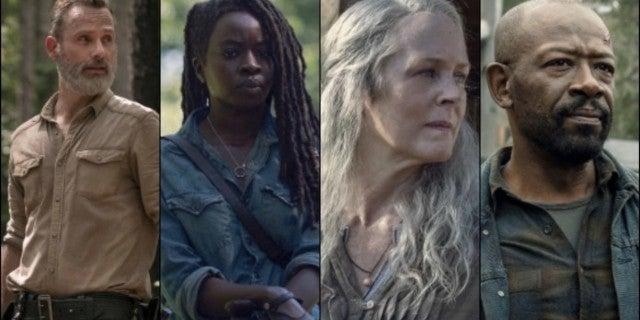 Multiple Walking Dead Stars Nominated at 2019 Saturn Awards