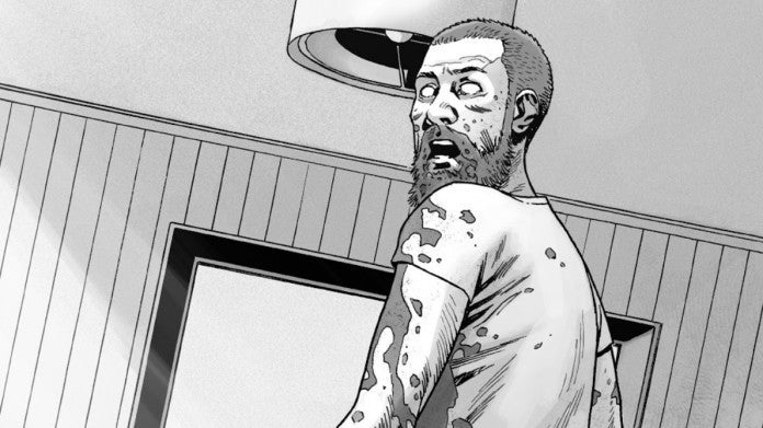 TWD Rick Grimes death