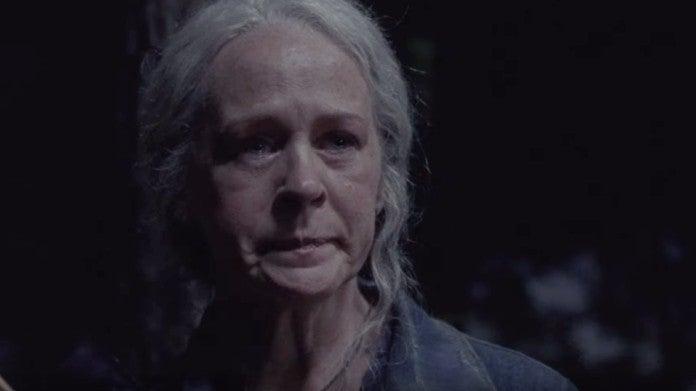 TWD season 10 Carol Melissa McBride