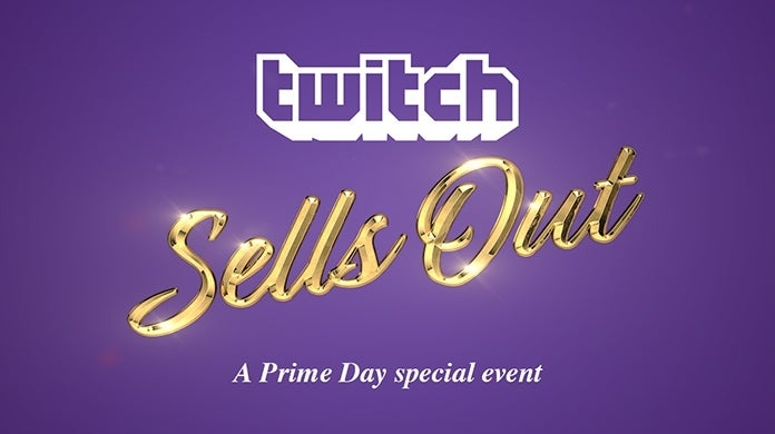 Twitch Sells Out