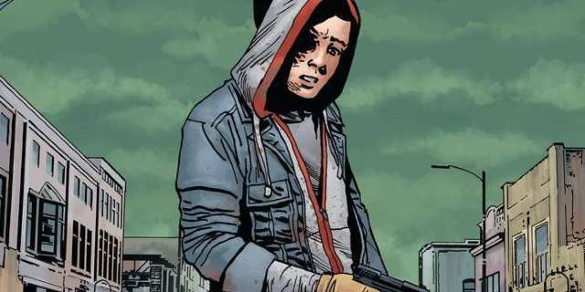 Walking Dead Image Comics - Cover