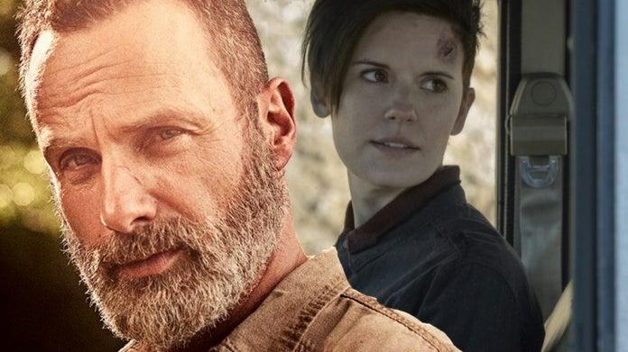 Walking Dead Movies Rick Grimes Fear Althea comicbookcom