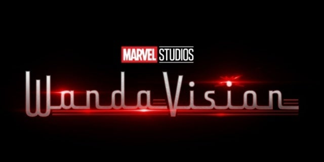 WandaVision Marvel Studios official logo