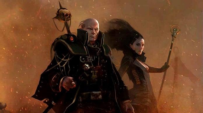 Warhammer 40,000 TV Series Eisenhorn