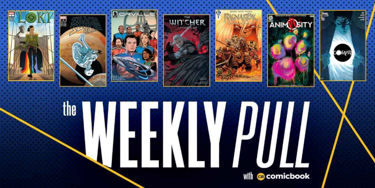 The Weekly Pull: Loki, Jimmy Olsen, The Orville, and More