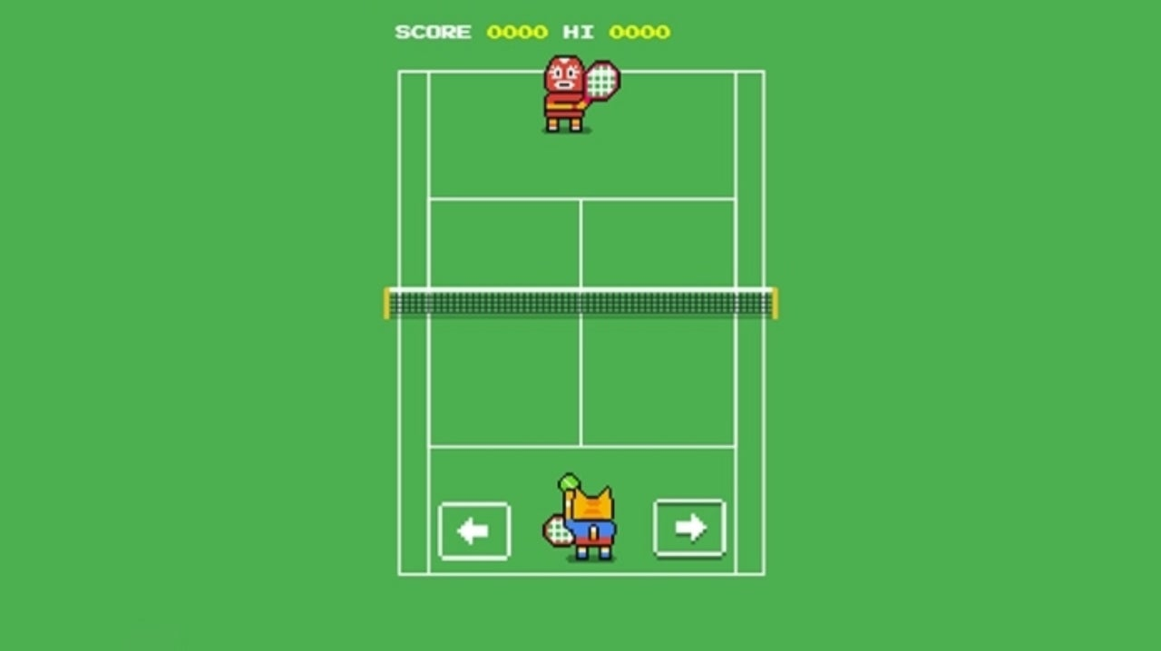 How to Play Google's Hidden Wimbledon Game