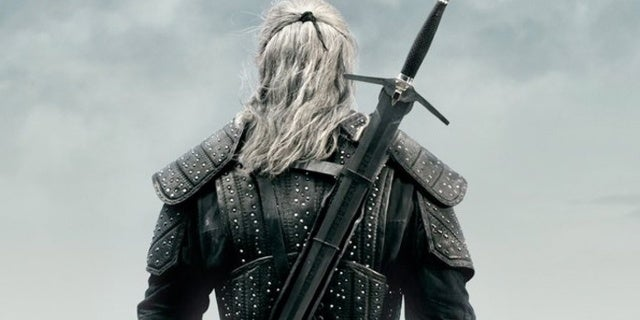 Henry Cavill's Geralt Debuts in First Poster for The Witcher Netflix Series