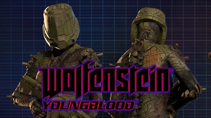 Wolfenstein Youngblood DOOM Skins