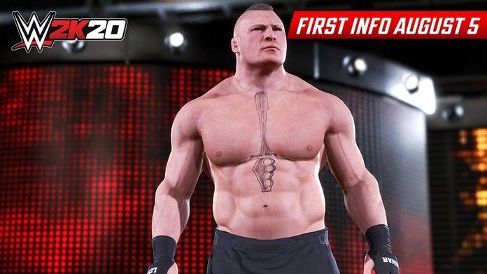 WWE-2K20-Brock-Lesnar-Screenshot