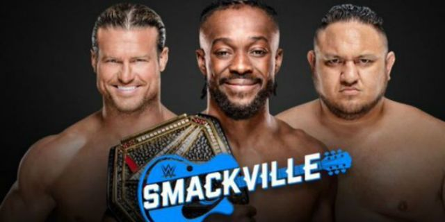 WWE Announces Smackville WWE Network Event, Featuring a WWE Championship Triple Threat Match