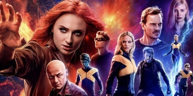 Dark Phoenix Is Playing on Just 200 Theater Screens