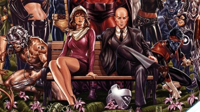 X-Men History