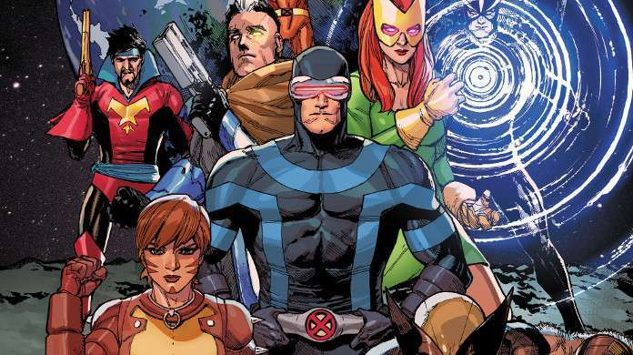 X-Men Jonathan Hickman