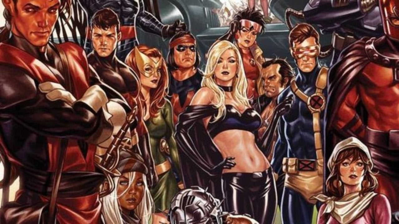 Marvel Reveals Official List of the X-Men's Omega Level Mutants